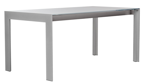 Pedrali matrix extensible tafelonderstel for Table 70x70 extensible